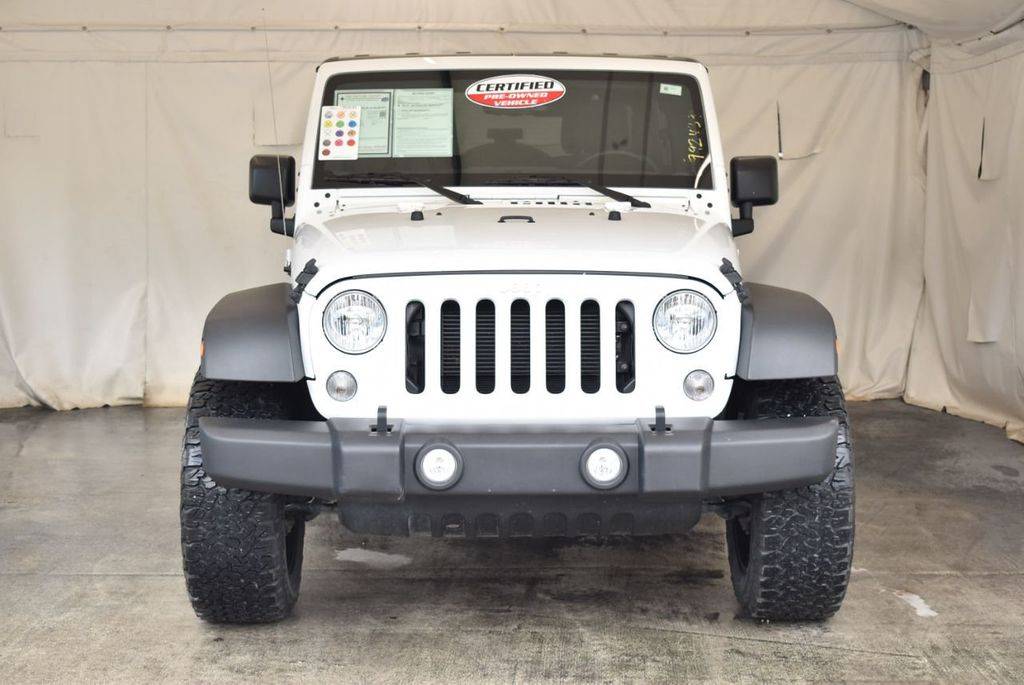 2018 Jeep Wrangler JK Unlimited 1UH4 - 18161908 - 3