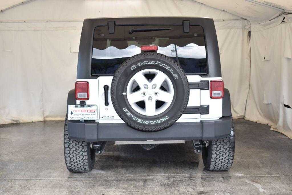 2018 Jeep Wrangler JK Unlimited 1UH4 - 18161908 - 7