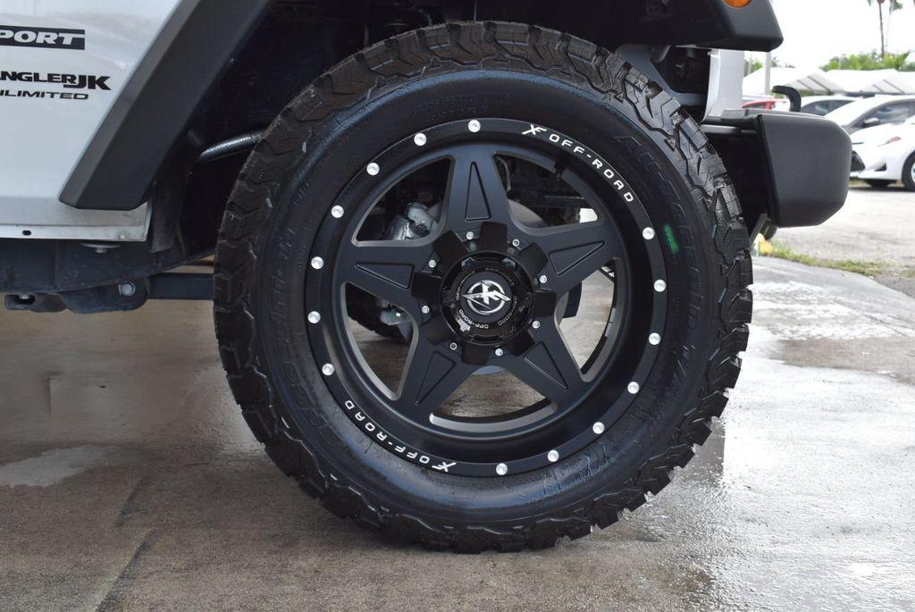 2018 Jeep Wrangler JK Unlimited 1UH4 - 18161908 - 8