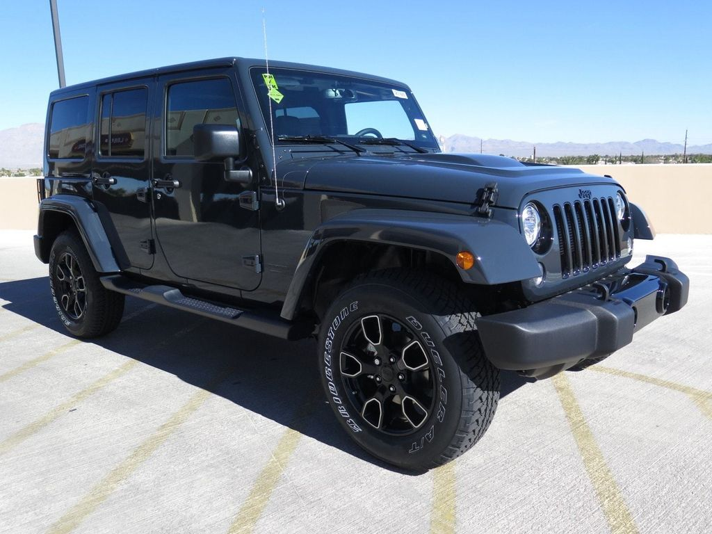 2018 Jeep Wrangler JK Unlimited Altitude 4x4 - 17236964 - 2