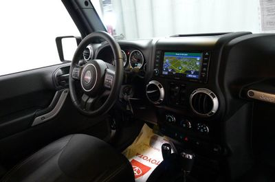 2018 Jeep Wrangler JK Unlimited Rubicon 4x4 SUV - Click to see full-size photo viewer