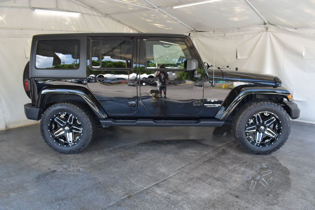 2018 Jeep Wrangler JK Unlimited SAH4 - 18161909 - 2