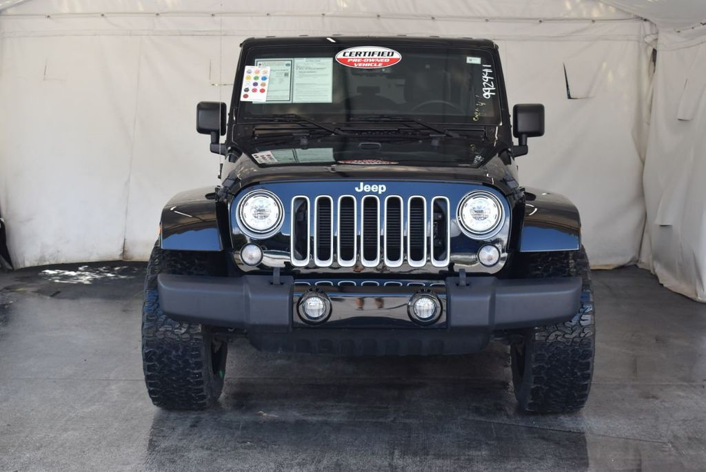 2018 Jeep Wrangler JK Unlimited SAH4 - 18161909 - 3