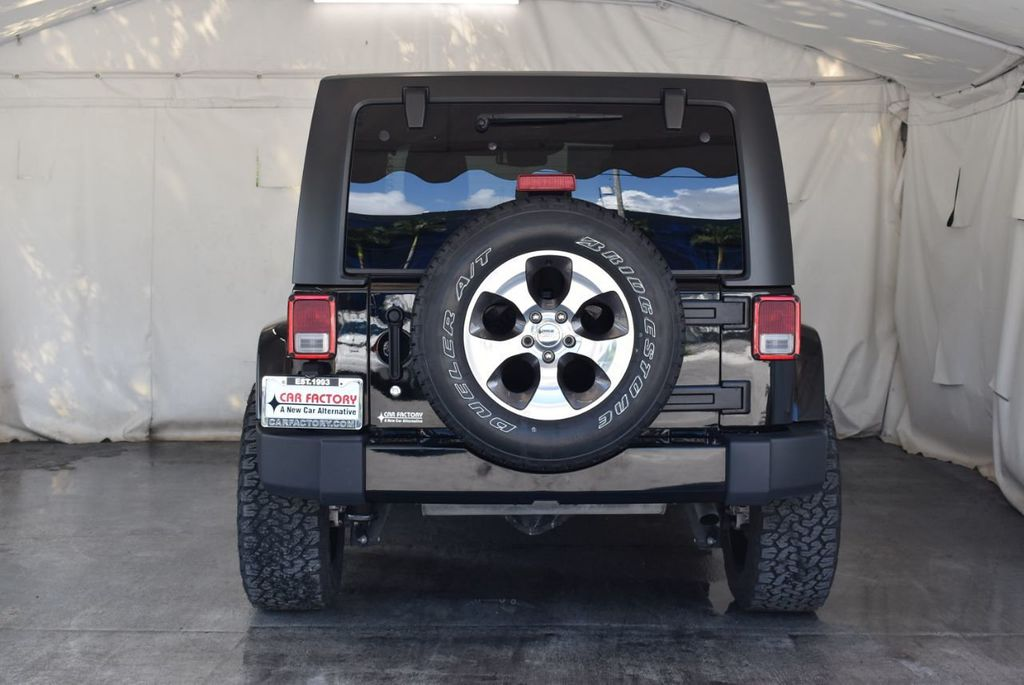 2018 Jeep Wrangler JK Unlimited SAH4 - 18161909 - 7