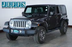 2018 Jeep Wrangler JK Unlimited - 1C4BJWEG8JL853115