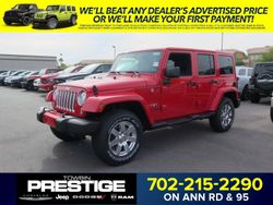 2018 Jeep Wrangler JK Unlimited - 1C4BJWEG8JL802827