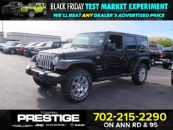 2018 Jeep Wrangler JK Unlimited - 1C4BJWEG6JL802826
