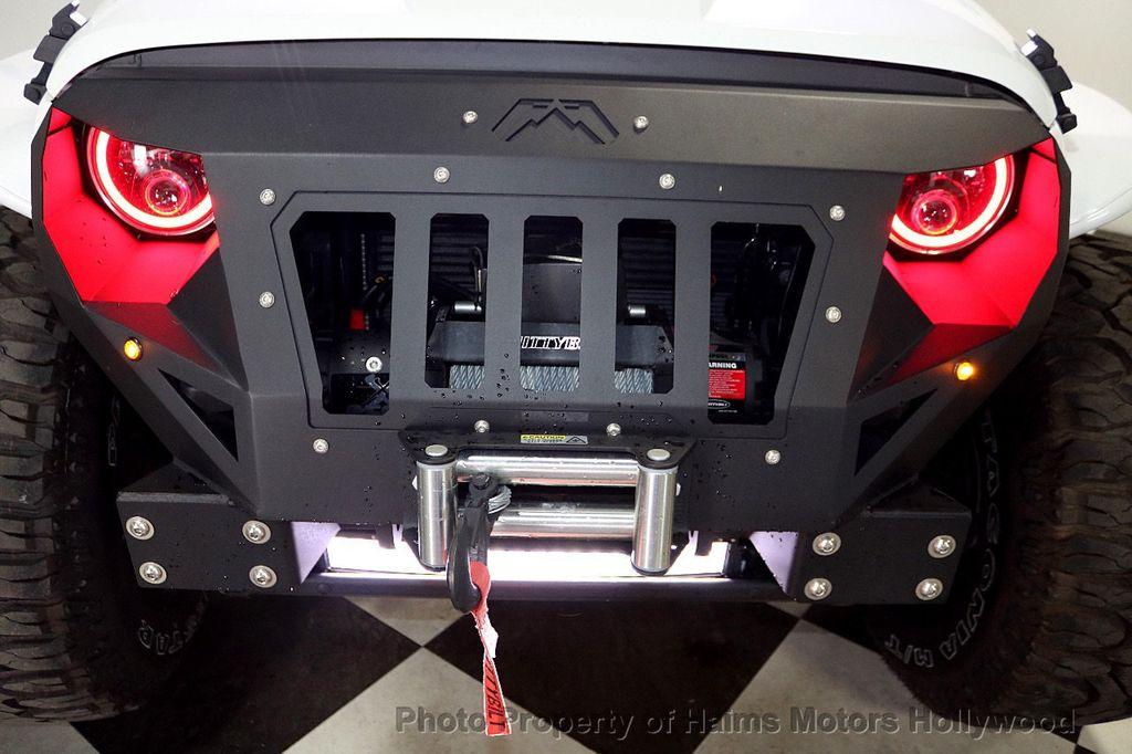 2018 Jeep Wrangler JK Unlimited Sport RHD 4x4 - 18415805 - 11