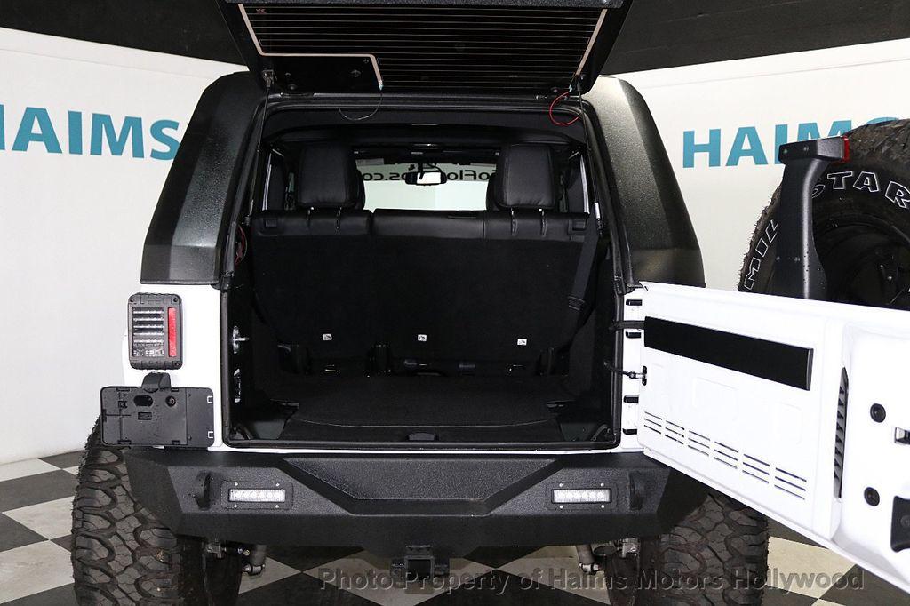 2018 Jeep Wrangler JK Unlimited Sport RHD 4x4 - 18415805 - 15