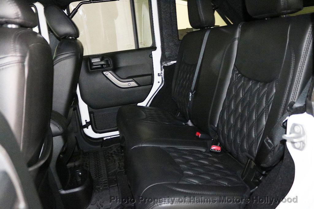 2018 Jeep Wrangler JK Unlimited Sport RHD 4x4 - 18415805 - 23