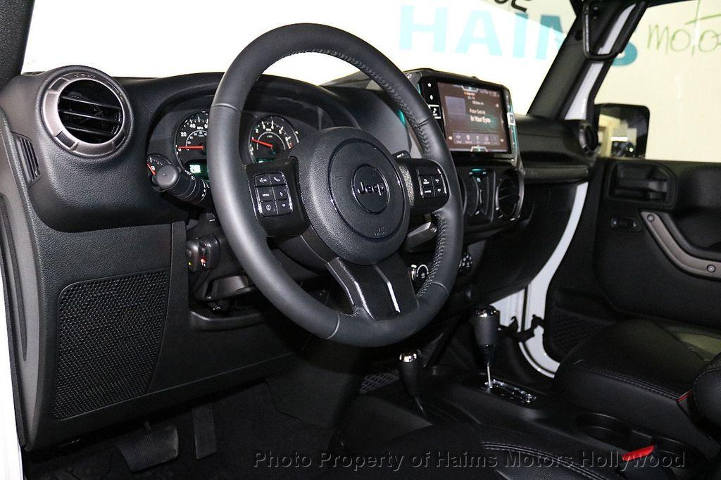 2018 Jeep Wrangler JK Unlimited Sport RHD 4x4 - 18415805 - 24