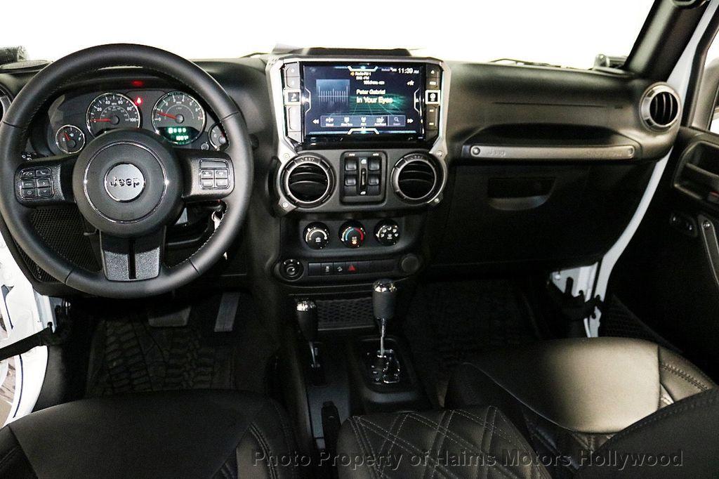 2018 Jeep Wrangler JK Unlimited Sport RHD 4x4 - 18415805 - 25