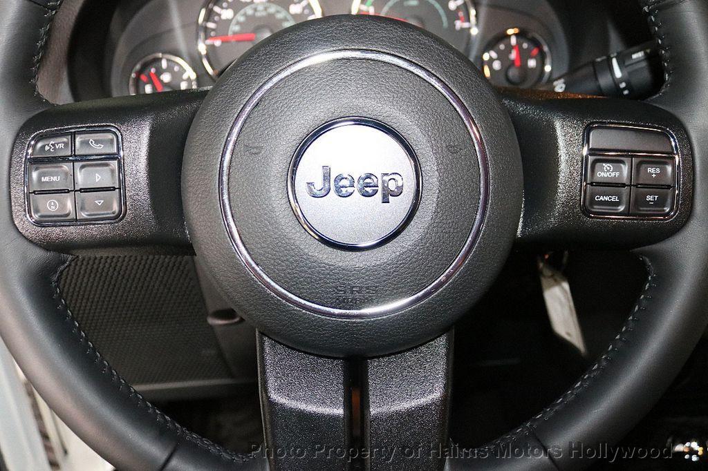 2018 Jeep Wrangler JK Unlimited Sport RHD 4x4 - 18415805 - 36