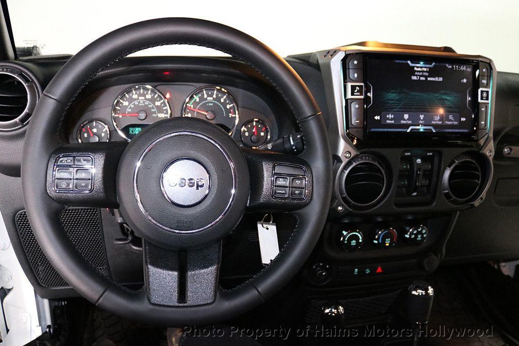 2018 Jeep Wrangler JK Unlimited Sport RHD 4x4 - 18415805 - 37