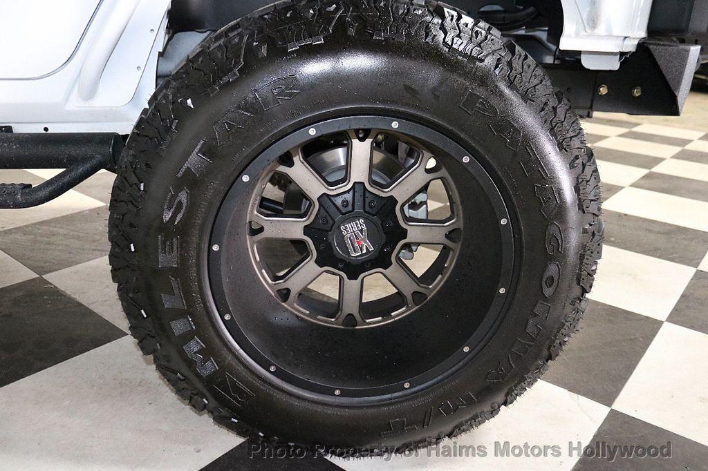 2018 Jeep Wrangler JK Unlimited Sport RHD 4x4 - 18415805 - 43