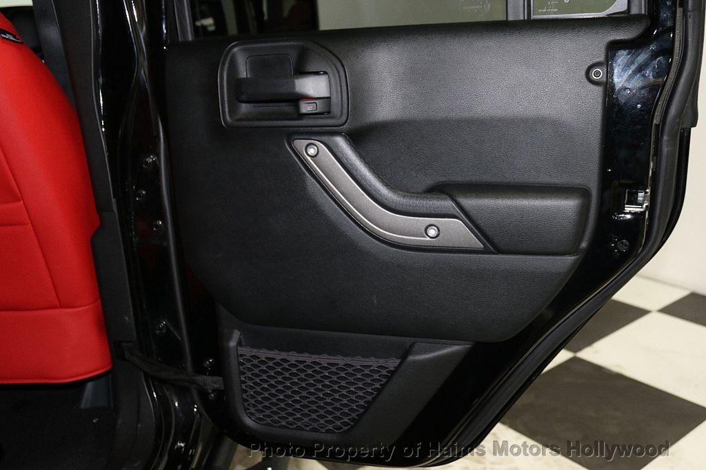 2018 Jeep Wrangler JK Unlimited Sport S 4x4 - 18216409 - 23