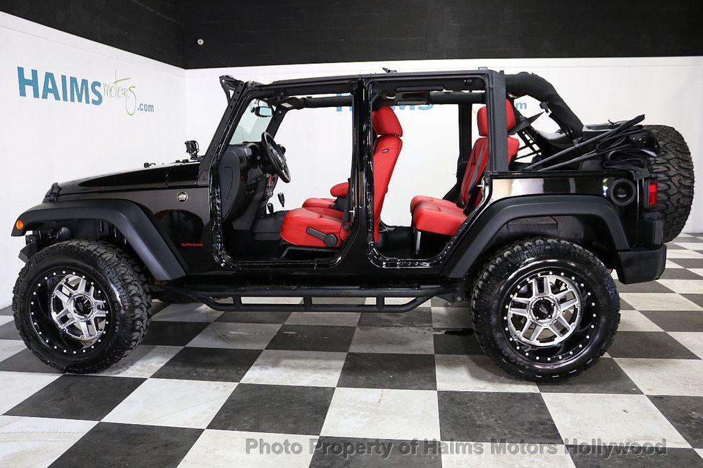 2018 Jeep Wrangler JK Unlimited Sport S 4x4 - 18216409 - 8