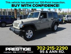2018 Jeep Wrangler JK Unlimited - 1C4BJWDG6JL820440