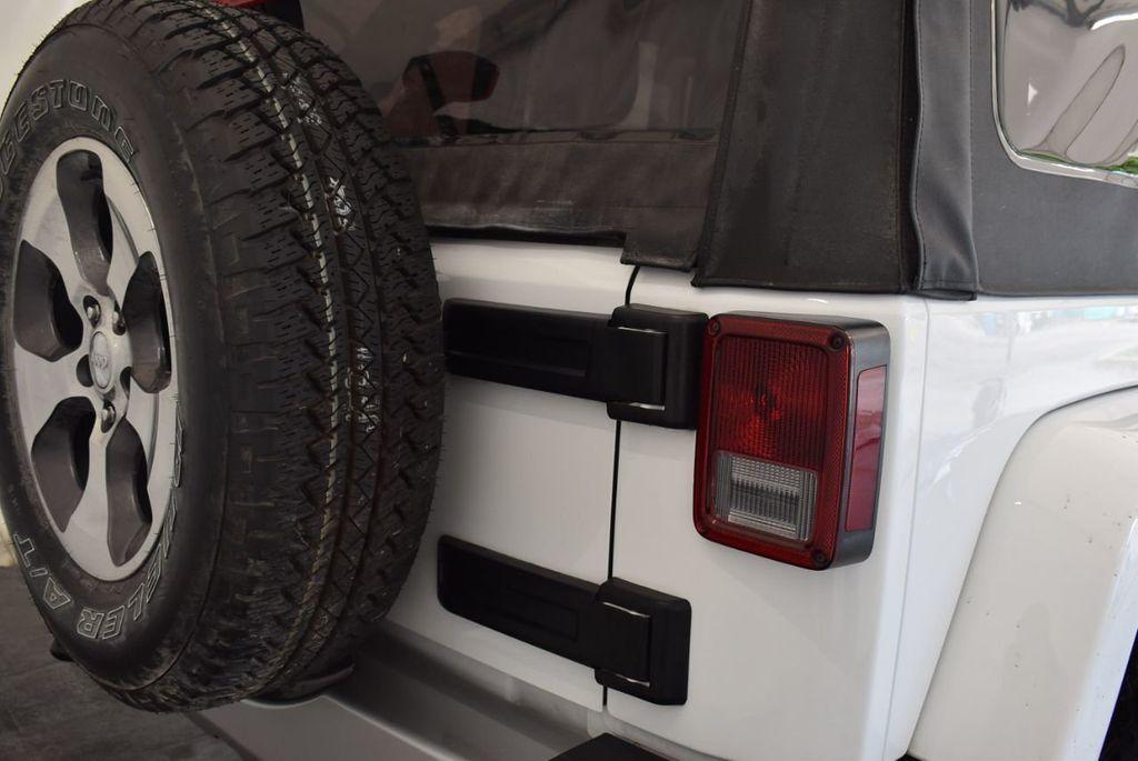 2018 Jeep Wrangler JK Unlimited WHITE - 18161910 - 1