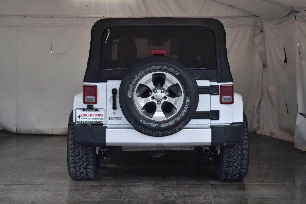 2018 Jeep Wrangler JK Unlimited WHITE - 18161910 - 7