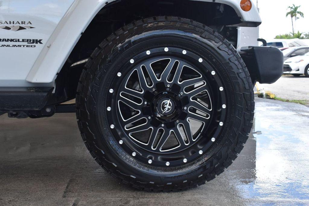 2018 Jeep Wrangler JK Unlimited WHITE - 18161910 - 8