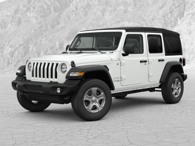 2018 Jeep Wrangler Unlimited Sport 4x4 - 17388320 - 0