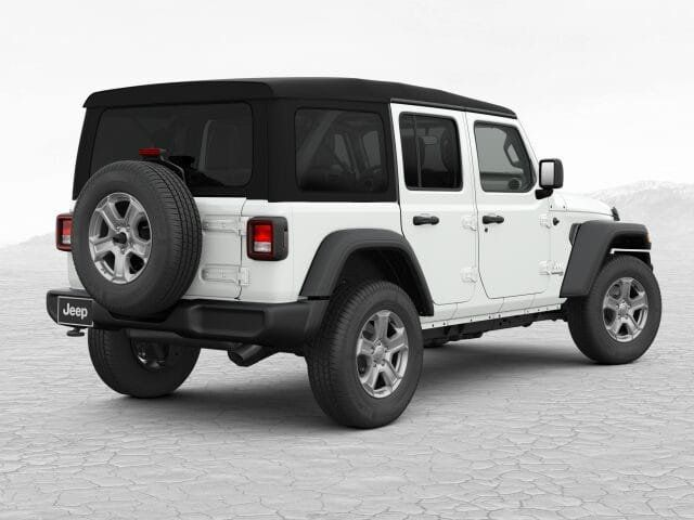 2018 Jeep Wrangler Unlimited Sport 4x4 - 17388320 - 1
