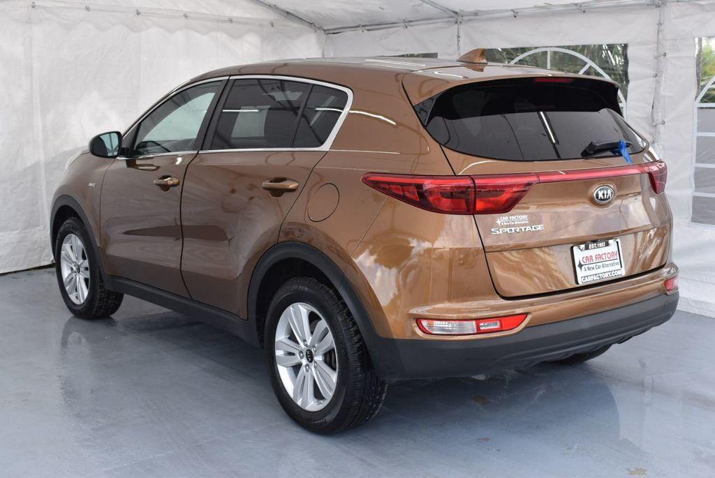 2018 Kia Sportage LX AWD - 18319308 - 5