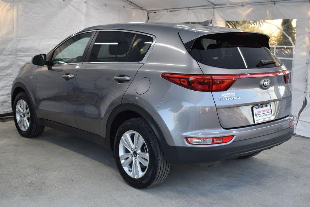 2018 Kia Sportage LX AWD - 18497660 - 5