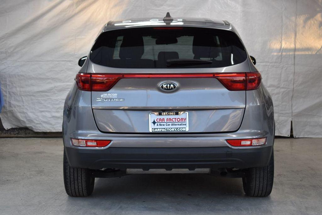 2018 Kia Sportage LX AWD - 18497660 - 7