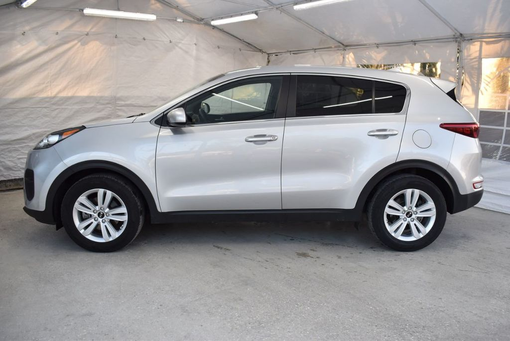 2018 Kia Sportage LX FWD - 18497659 - 4
