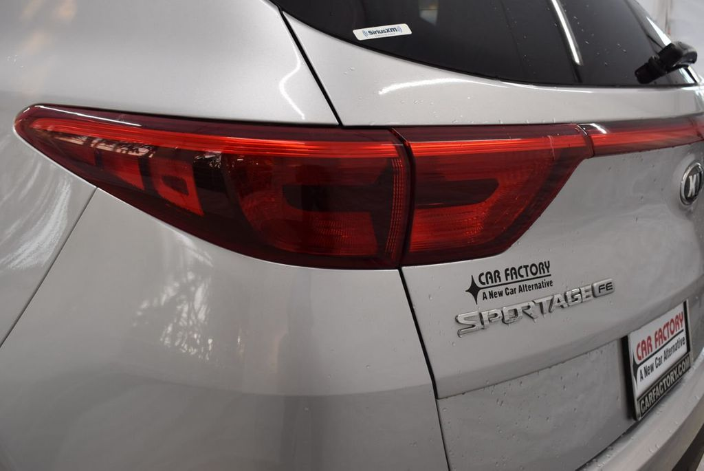 2018 Kia Sportage LX FWD - 18497659 - 6