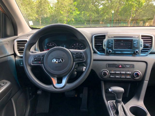 2018 Kia Sportage LX FWD - Click to see full-size photo viewer
