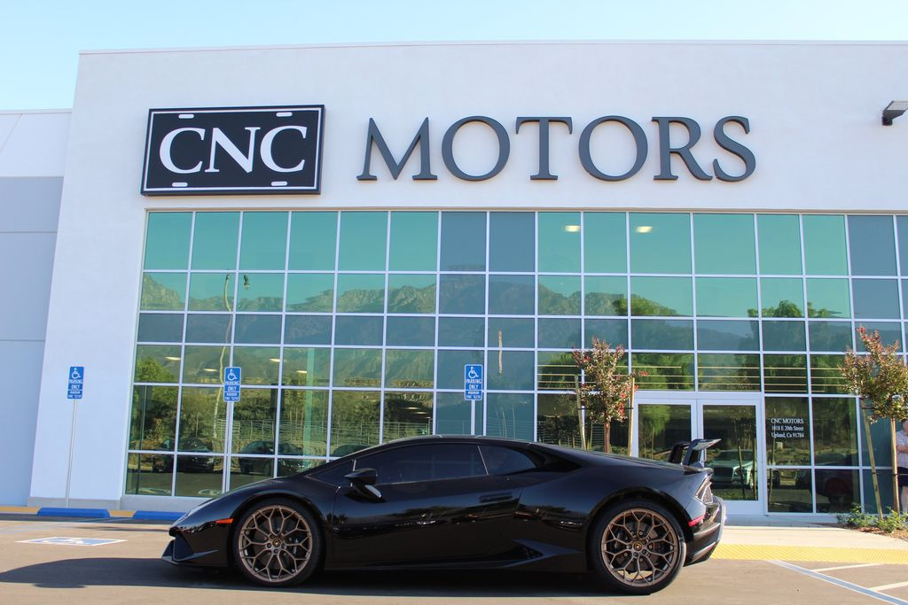 2018 Used Lamborghini Huracan Performante At Cnc Motors Inc