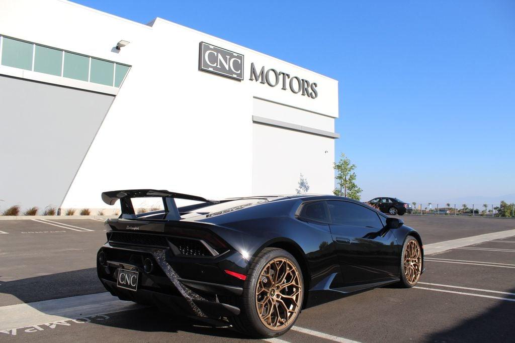 2018 Used Lamborghini Huracan Performante At Cnc Motors Inc Serving