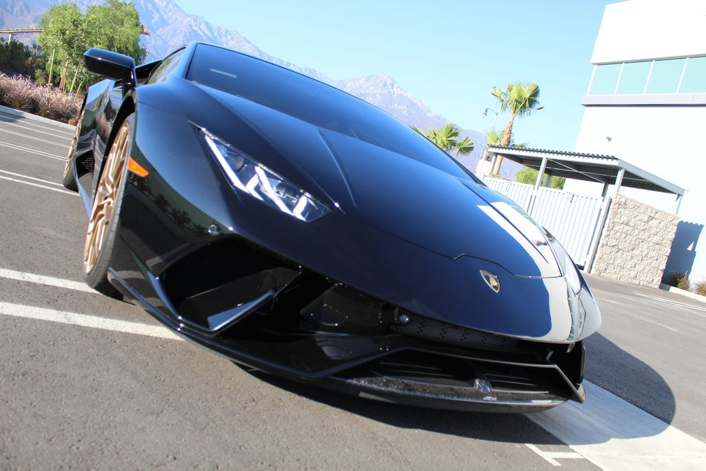 2018 Used Lamborghini Huracan Performante At Cnc Motors Inc Serving