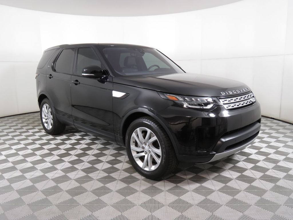 2018 Land Rover Discovery COURTESY VEHICLE  - 18675883 - 2