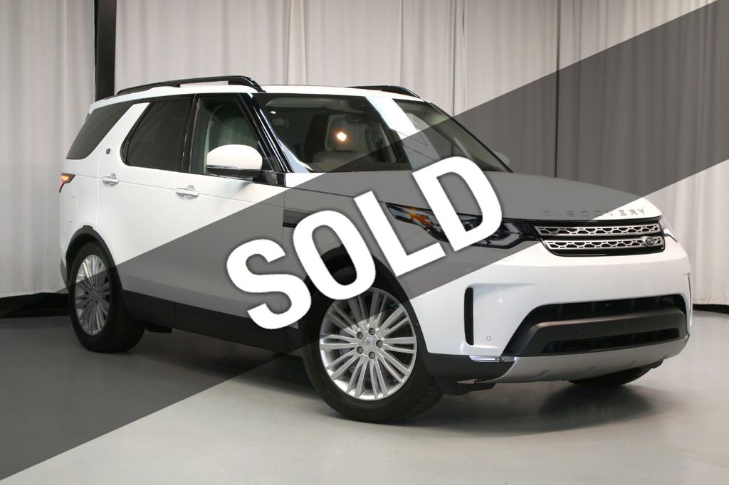 1 43 OEM Dealer Model Land Rover DISCOVERY HSE Luxury Edition Fuji White