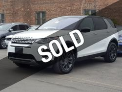 2018 Land Rover Discovery Sport - SALCR2RX8JH750479