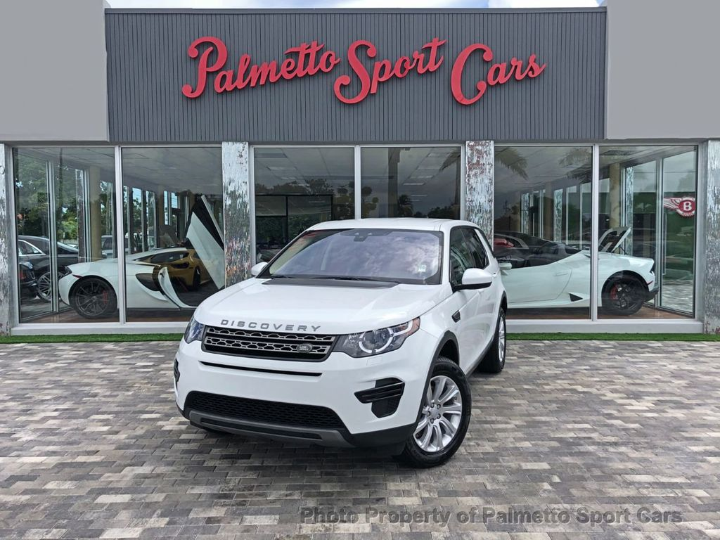 2018 Land Rover Discovery Sport  - 18032784 - 0