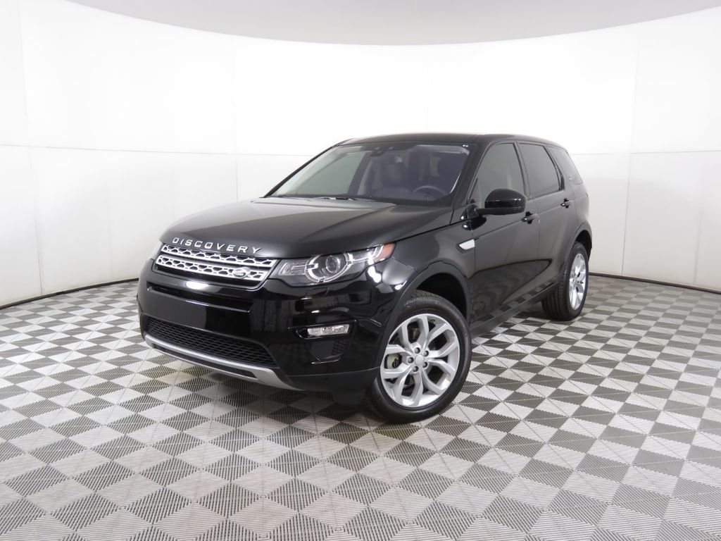 2018 Land Rover Discovery Sport COURTESY VEHICLE - 18782626 - 0