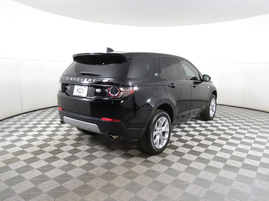 2018 Land Rover Discovery Sport COURTESY VEHICLE - 18782626 - 4