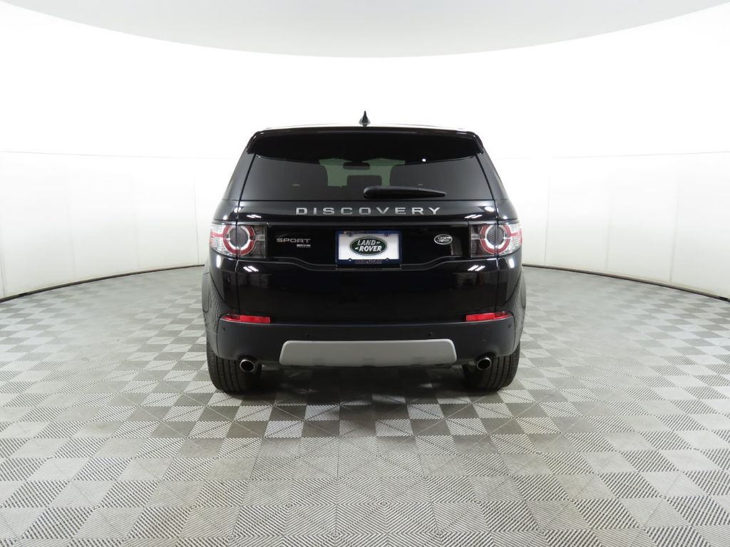 2018 Land Rover Discovery Sport COURTESY VEHICLE - 18782626 - 5