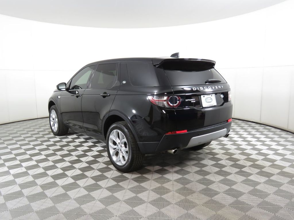2018 Land Rover Discovery Sport COURTESY VEHICLE - 18782626 - 6