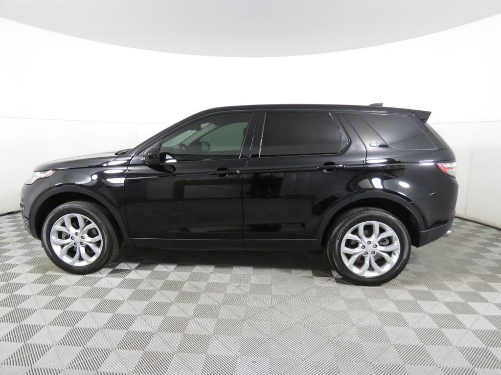 2018 Land Rover Discovery Sport COURTESY VEHICLE - 18782626 - 7
