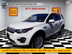 2018 Land Rover Discovery Sport - SALCR2RX4JH741908