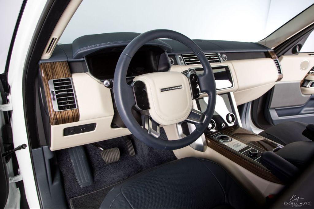 2018 Land Rover Range Rover  - 18398495 - 9