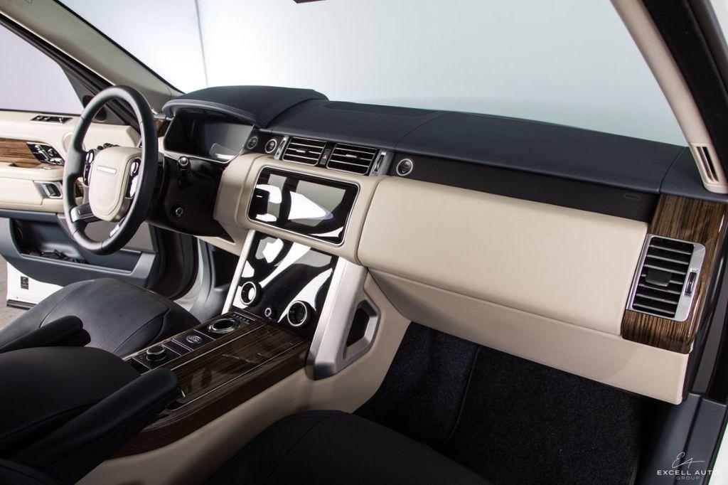 2018 Land Rover Range Rover  - 18398495 - 10