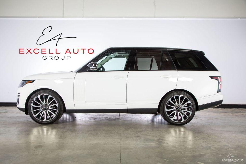 2018 Land Rover Range Rover  - 18398495 - 14