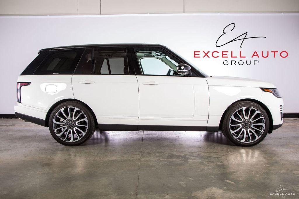 2018 Land Rover Range Rover  - 18398495 - 15